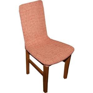 Forbyt, Pokrowiec na krzesło, Andrea teracota komplet 2 szt. obraz