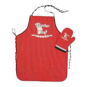 Forbyt, Fartuch kuchenny, Master Chef, czerwony obraz