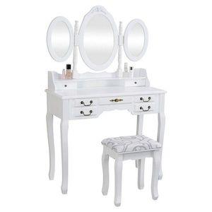 """Toaletka Anne """"White"""" Henriette obraz"""