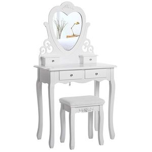 Toaletka Madame de Pompadour obraz