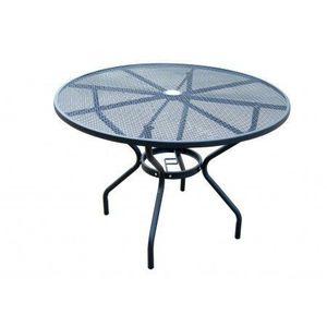 Ogrodowy stół metalowy ZWMT-51 obraz