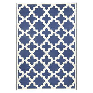 Niebieski dywan Hanse Home Noble, 200x290 cm obraz