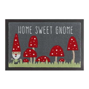 Wycieraczka Hanse Home Home Sweet Gnome, 40x60 cm obraz
