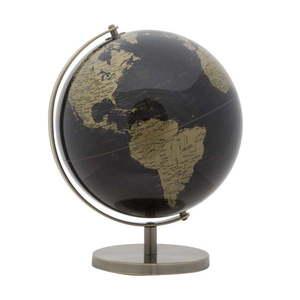 Globus dekoracyjny Mauro Ferretti Dark Globe, ⌀ 25 cm obraz