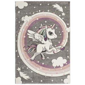 Dywan dziecięcy Universal Unicorn, 120x170 cm obraz