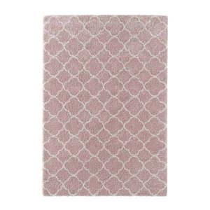 Różowy dywan Mint Rugs Luna, 200x290 cm obraz