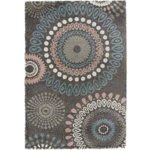 Szary dywan Mint Rugs Globe, 200x290 cm obraz