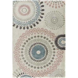 Kremowy dywan Mint Rugs Globe, 200x290 cm obraz