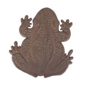 Dekoracja ogrodowa Antic Line Frog obraz
