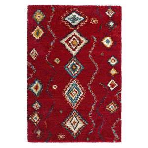 Czerwony dywan Mint Rugs Geometric, 200x290 cm obraz