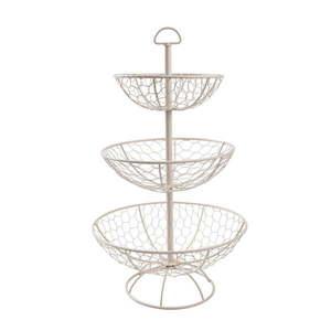 Etażerka metalowa T&G Woodware Provence obraz