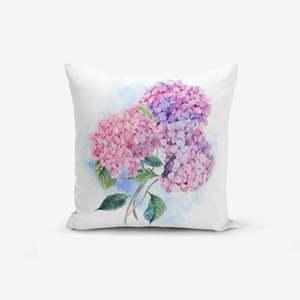 Poszewka na poduszkę z domieszką bawełny Minimalist Cushion Covers Design Modern, 45x45 cm obraz