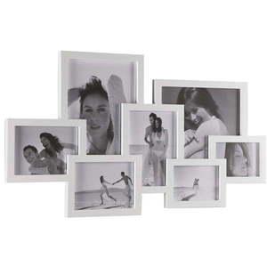 Biała ścienna ramka na zdjęcia Tomasucci Collage obraz