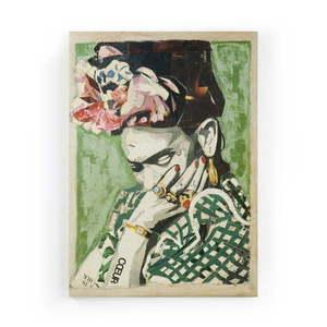 Obraz na płótnie Surdic Frida, 50x70 cm obraz