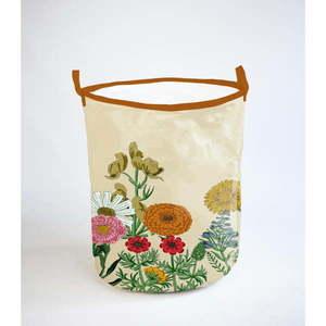 Kosz na pranie z domieszką bawełny Surdic Botanical obraz