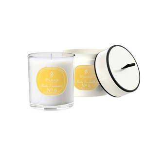 Świeczka o zapachu limetki i cytryny Parks Candles London Exclusive, 50 h obraz