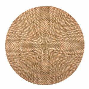 Naturalna rattanowa mata stołowa Tiseco Home Studio, ⌀ 36 cm obraz