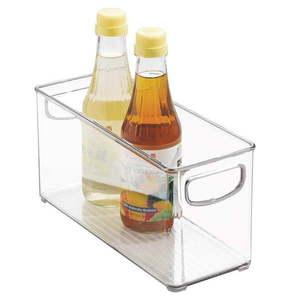 Pojemnik do lodówki InterDesign Clarity, 25x10 cm obraz