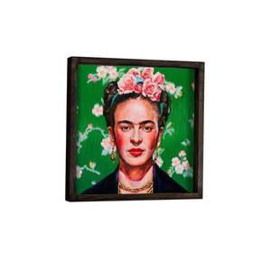 Obraz Frida Kahlo, 34x34 cm obraz