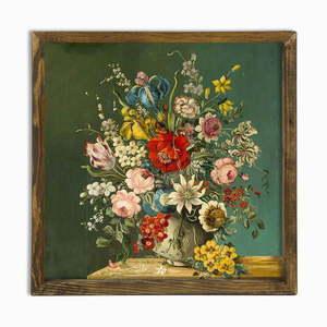 Obraz Vintage Flowers, 50x50 cm obraz