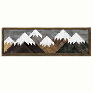 Obraz Mountains, 120x35 cm obraz