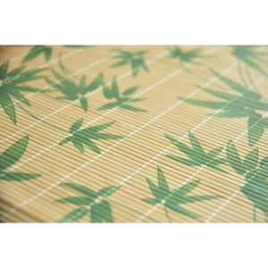 Zestaw 2 bambusowych mat stołowych Bambum Servizio obraz