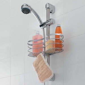 Półka pod prysznic Metaltex Viva obraz