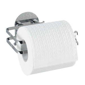 Uchwyt na papier toaletowy z przyssawką Wenko Turbo-Loc, 11x13, 5 cm obraz