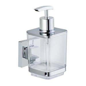 Dozownik do mydła z przyssawką Wenko Vacuum-Loc, do 33 kg obraz