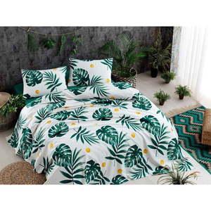 Bawełniana narzuta na łóżko Russno Jungle, 200x235 cm obraz