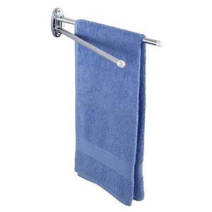 Uchwyt ścienny na ręczniki Wenko Basic 2 Arms obraz