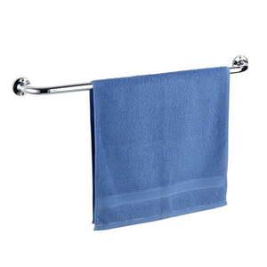 Uchwyt ścienny na ręczniki Wenko Basic, 80 cm obraz