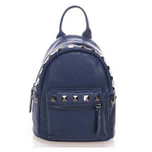 Niebieski plecak Massimo Castelli Mare obraz