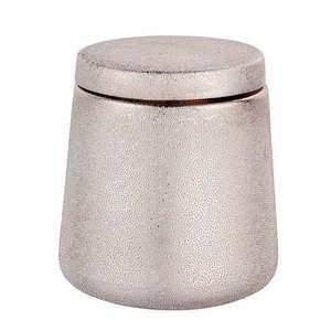 Różowy pojemnik ceramiczny Wenko Glimma obraz