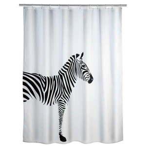 Zasłona prysznicowa Wenko Wild, 180x200 cm obraz