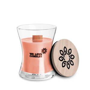 Świeczka z wosku sojowego We Love Candles Rhubarb & Lily, czas palenia 21 h obraz