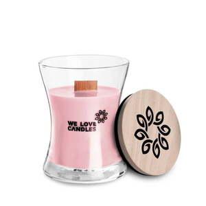 Świeczka z wosku sojowego We Love Candles Basket of Tulips, czas palenia 21 h obraz