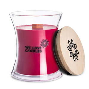 Świeczka z wosku sojowego We Love Candles Ginger Sweetheart, 129 h obraz