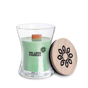 Świeczka z wosku sojowego We Love Candles Fresh Grass, czas palenia 21 h obraz