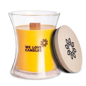 Świeczka z wosku sojowego We Love Candles Honeydew, 129 h obraz