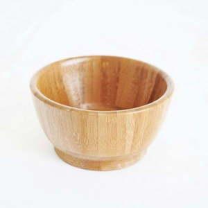Bambusowa miska Bambum Grana obraz