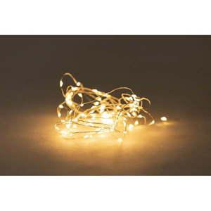 Girlanda świetlna LED na baterie, 60 lampek obraz
