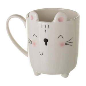 Kubek porcelanowy Unimasa Kitty, 300 ml obraz