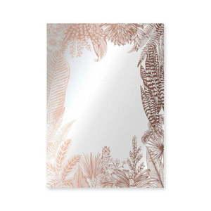 Lustro wiszące Surdic Espejo Kentia Copper, 50x70 cm obraz