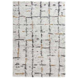 Kremowy dywan Mint Rugs Grid, 200x290 cm obraz