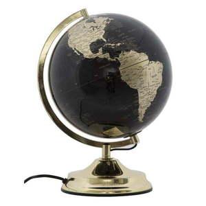 Lampa stołowa w kształcie globusu Mauro Ferretti Globe, ø 25 cm obraz