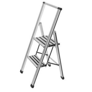 Drabina składana Wenko Ladder, wys. 100 cm obraz