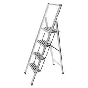 Drabina składana Wenko Ladder, wys. 158 cm obraz