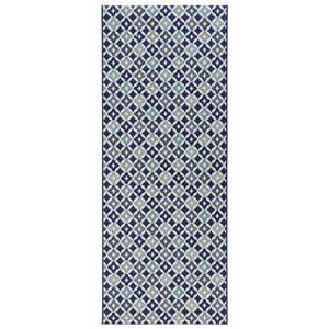 Niebieski chodnik do kuchni Hans Home Reflect, 80x200 cm obraz