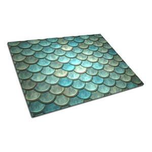 Obraz szklany Insigne Blue Roof obraz